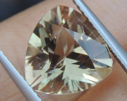 3.82cts Oregon Sunstone,   Top Brilliant Cut,  Untreated