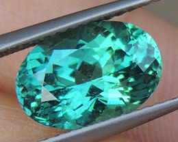 3.35cts, Congo BLUE Tourmaline,  Untreated