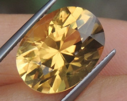 8.20cts Citrine,  Top Brilliant Cut
