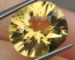 8.36cts Citrine,  Top Brilliant Cut