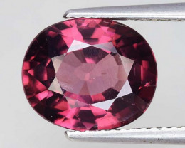 5.04 Cts Rare Pink Zircon Untreated  Exceptional Color ~ Cambodia PZ3