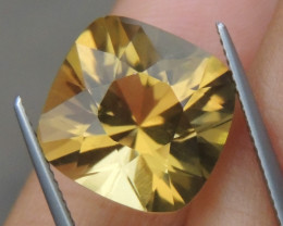 12.30cts Citrine,  Top Brilliant Cut