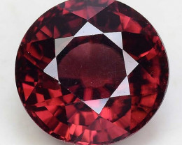 3.09 Cts Rare Pink Zircon Untreated  Exceptional Color ~ Cambodia PZ23