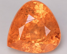 1.38 Cts AAA Spessartite Open Color and Untreated SY6