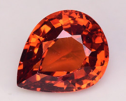 1.21 Cts AAA Spessartite Open Color and Untreated SY8