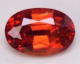 2.90 Cts AAA Spessartite Open Color and Untreated SY10