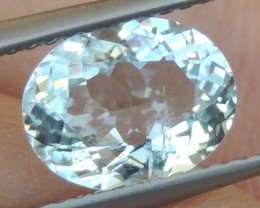 1.76cts  Aquamarine,   Clean,