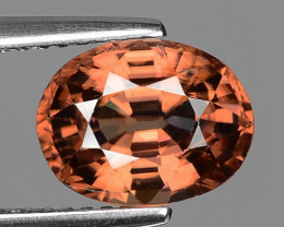 3.44 CT NATURAL PINK  ZIRCON SPARKLING LUSTER PZ18