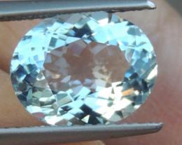 2.93cts  Aquamarine,   Clean,