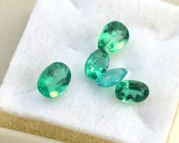 3.40 Carat Apatite Parcel -- Top Color Stones!!