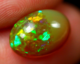 2.61cts Natural Ethiopian Welo Opal