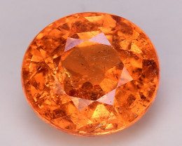 1.55 Cts AAA Spessartite Open Color and Untreated SY17