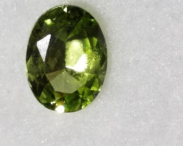 1.1ct VS Peridot oval  18158043  (Reserve Price Reduced for quick sale!)