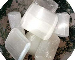 Selenite Tumble Stone 500 cts