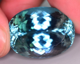 Untreated 78.50 CT Gorgeous Color Natural Spodumene Gemstone
