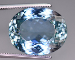 Untreated 22.40 CT Gorgeous Color Natural Spodumene Gemstone