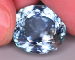 Untreated 21.25 CT Gorgeous Color Natural Spodumene Gemstone