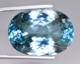Untreated 44.25 CT Gorgeous Color Natural Spodumene Gemstone