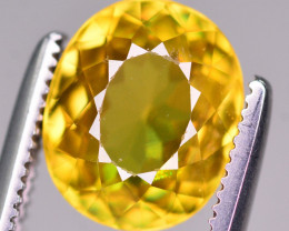 Top Spark 2.05 Ct Natural Tanzanian Sphene