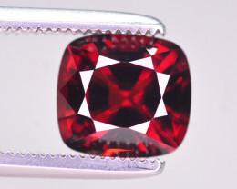 Rare 1.65 Ct Superb Color Natural Red Spinel. ARA