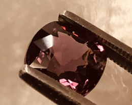 CT -2.36 Spinel  MOGOK PURPLE PINK Untreated