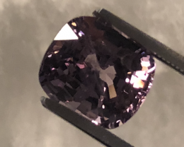 GGA-2.86CT - SPINEL-MOGOK -PURPLE PERFECT SIZE FOR JEWELLERY- VERY CLEAN- M