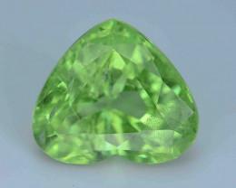 Rare 1.96 ct Ugrandite Grossular Garnet TanzaniaSKU-2