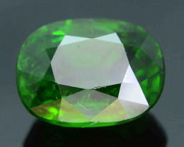 AAA Color & Clarity 1.70 ct Tsavorite Garnet from Tanzania SKU.3