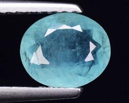 Rare Clarity 1 Cts Grandidierite World Class Rare Gem ~ Madagascar GR34