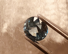 GGA- 2.73 ct ZIRKON CAMBODIA - Blue TOP FOR JEWELLERY