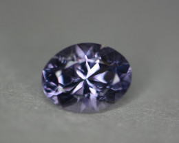 2.11 cts certified Sri Lankan spinel.  Lavender color.