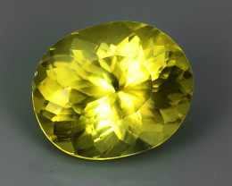 3.30 Cts Surprising Outstanding Unheat Natural Apatite Yellow ~