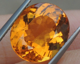 5.10cts Yellow Beryl,  Clean,