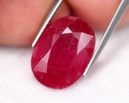 11.13Ct Madagascar Red Ruby ~ A1603