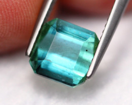 2.61Ct Natural Color Change Green Apatite  R35