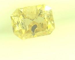 0.30ct  Fancy brownish Yellow Diamond , 100% Natural Untreated