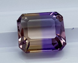 6.55CT BOLIVIAN AMETRINE BEST QUALITY STONES IGCAMCB41