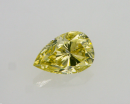 Natural Fancy brownish Yellow Diamond GIA certified  + Video