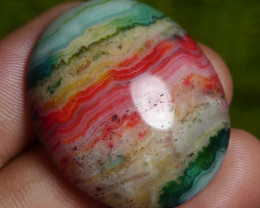 58.25 CT Beautiful Indonesian Abstract Picture Agate