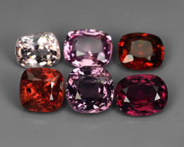 4.47~CTS GENUINE NATURAL ULTRA RARE COLLECTION FANCY SPINEL~
