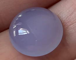 ⭐7.17ct Glowing Chalcedony gem Cabochon - No reserve ~