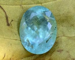 6.90cts Very Natural Neon Blue Paraiba Tourmaline Gemstones