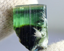 30.80 Cts Beautiful, Superb Green Tourmaline Crystals
