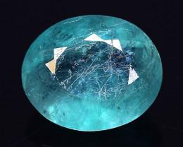 Rare Clarity 1.40 Cts Grandidierite World Class Rare Gem ~ Madagascar GR45