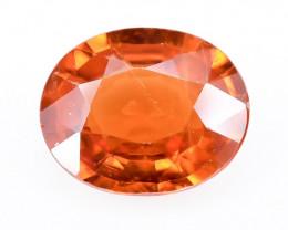 2.15 Crt Spessartite Garnet Faceted Gemstone (R7)