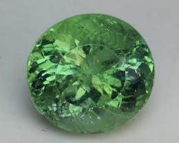 2.32 Cts Green Apatite ~ Awesome Color and Luster ~ Untreated AP35