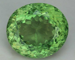 1.89 Cts Green Apatite ~ Awesome Color and Luster ~ Untreated AP38
