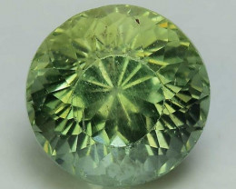 1.89 Cts Green Apatite ~ Awesome Color and Luster ~ Untreated AP46