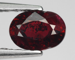 0.60 Ct Ruby With Top Color Mozambique RB24