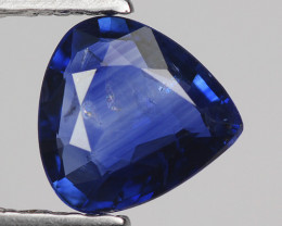 0.48 Crt Natural Blue Sapphire Good Quality Faceted Gemstone.BS 2